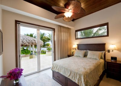Canary Cove Villa Ocean Bedroom