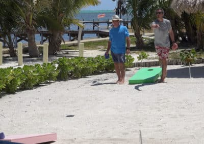 Canary Cove Corn Hole