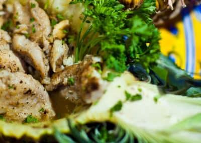 Canary Cove Private Chef-prepared Fresh Catch of the Day