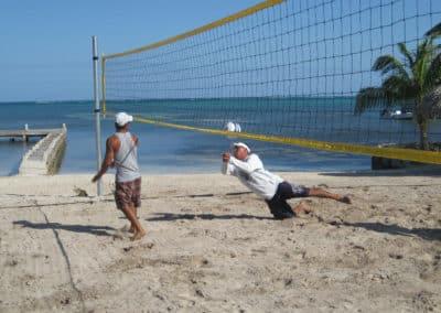 Canary Cove Villa Beach Volleyball