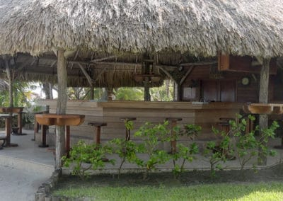 Kitty's Palapa Dining at the Canary Cove Main House
