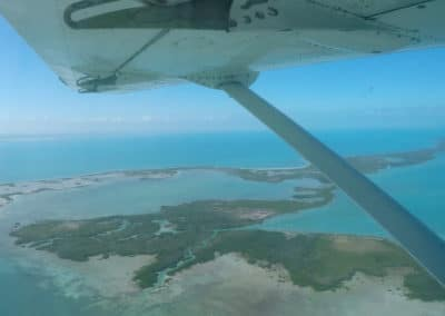 Small Islands Aerial View