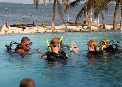 Canary Cove SCUBA Lessons & Certification
