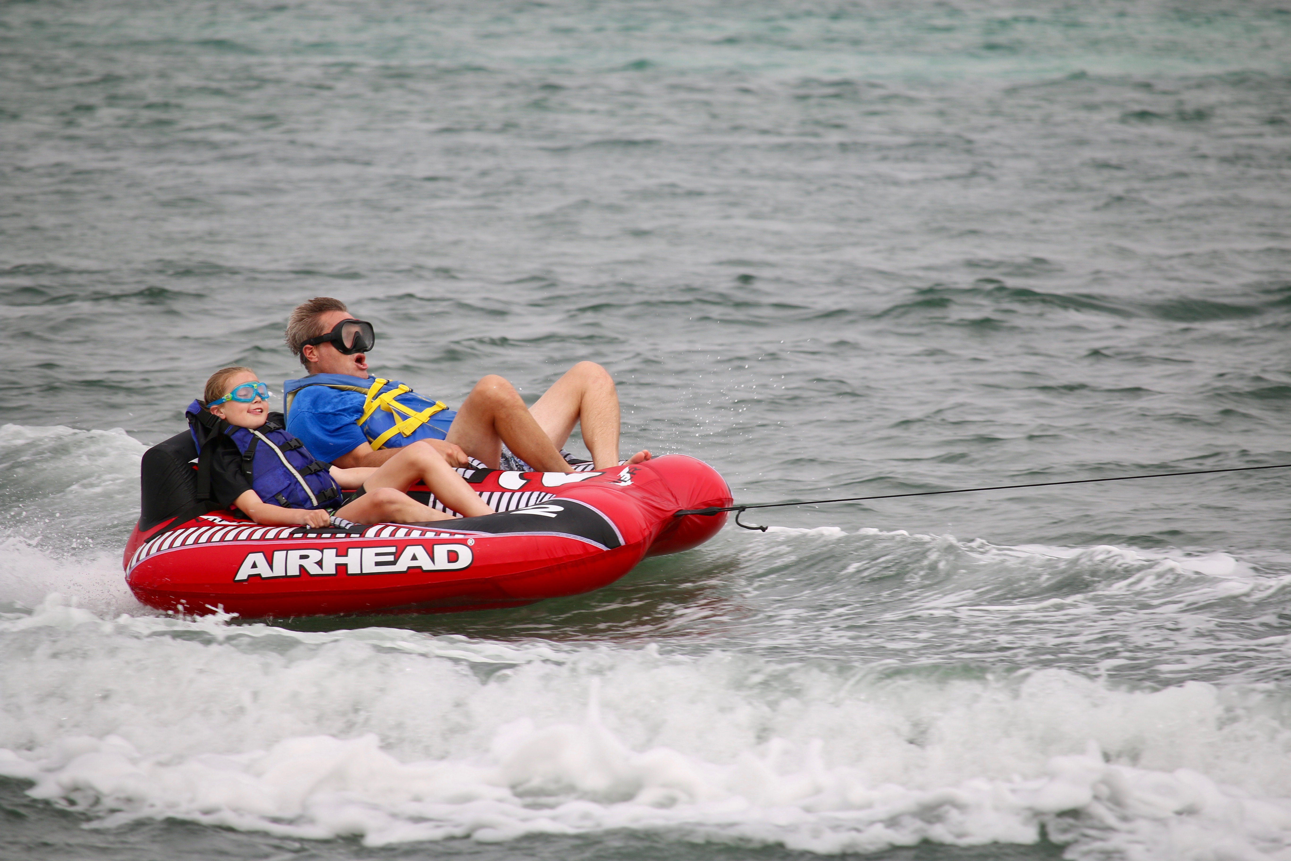 Canary Cove Guests Having a Blast