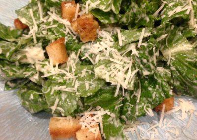 Canary Cove Private Chef-prepared Caesar Salad