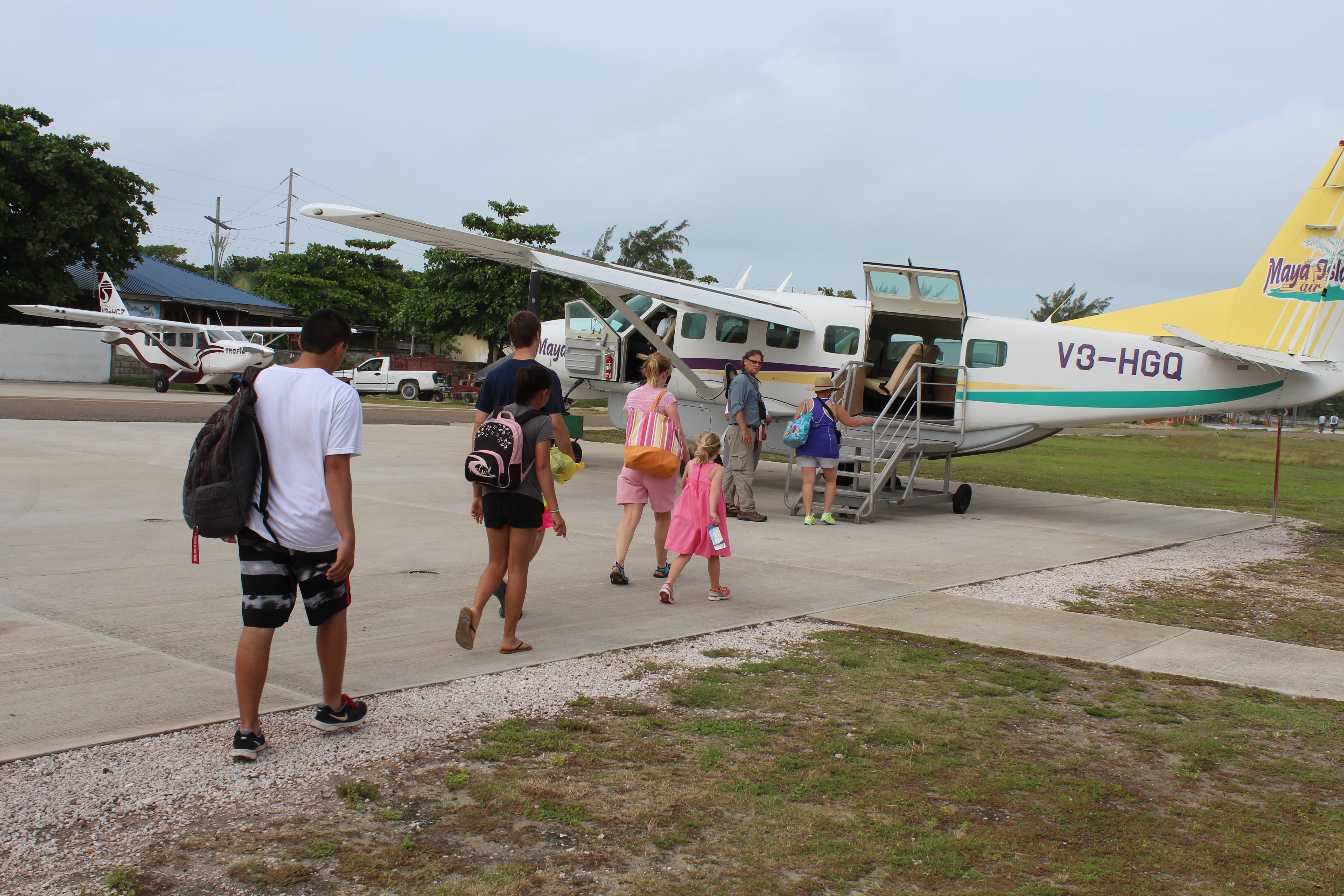 Canary Cove Arranges Privately Guided Tours on Mainland Belize
